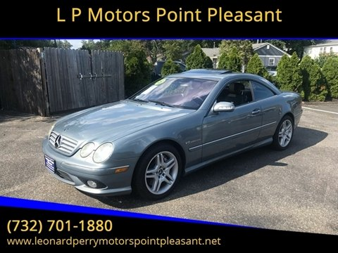 2005 Mercedes-Benz CL-Class for sale in Point Pleasant, NJ