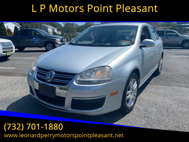 2007 Volkswagen Jetta for sale at L P Motors Point Pleasant in Point Pleasant NJ