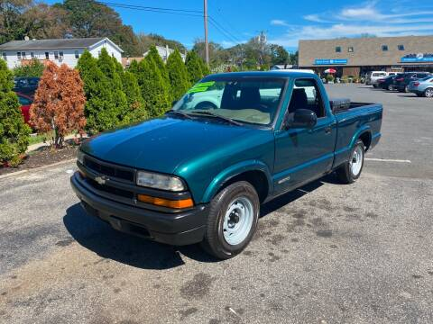 1998 Chevrolet S-10 for sale at L P Motors Point Pleasant in Point Pleasant NJ