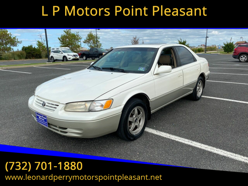 1999 Toyota Camry for sale at L P Motors Point Pleasant in Point Pleasant NJ