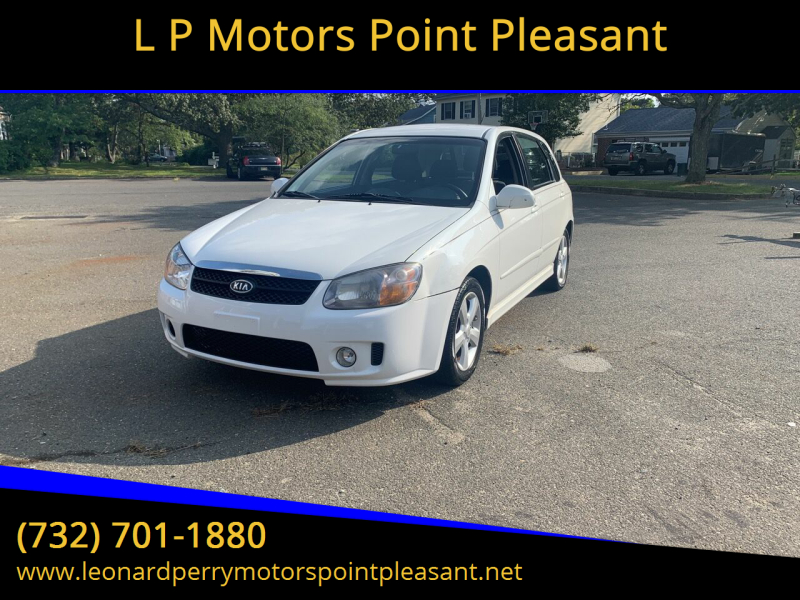 2007 Kia Spectra for sale at L P Motors Point Pleasant in Point Pleasant NJ