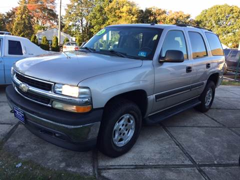 2005 Chevrolet Tahoe for sale in Point Pleasant, NJ