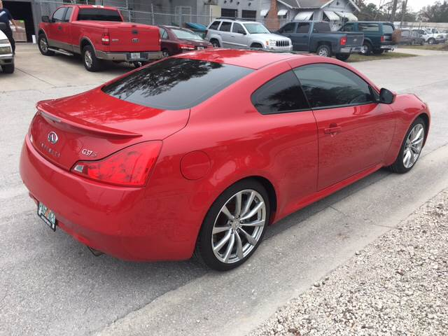 2010 Infiniti G37 Coupe Sport 2dr Coupe In Orlando Fl Accel