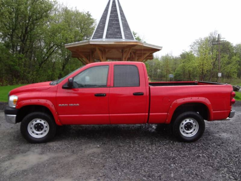 2007 Dodge Ram Pickup 1500 for sale at Celtic Cycles in Voorheesville NY