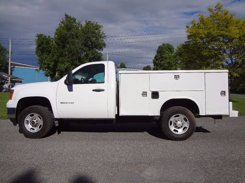 2011 GMC Sierra 2500HD for sale at Celtic Cycles in Voorheesville NY