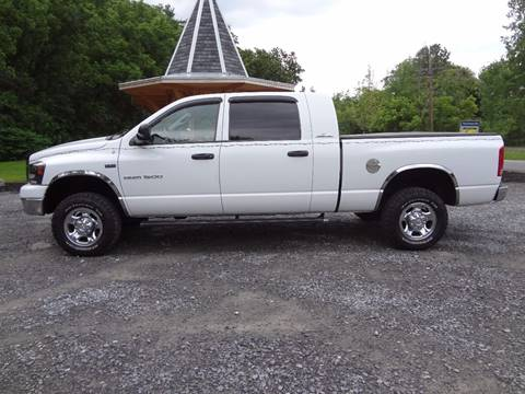2006 Dodge Ram Pickup 1500 for sale at Celtic Cycles in Voorheesville NY