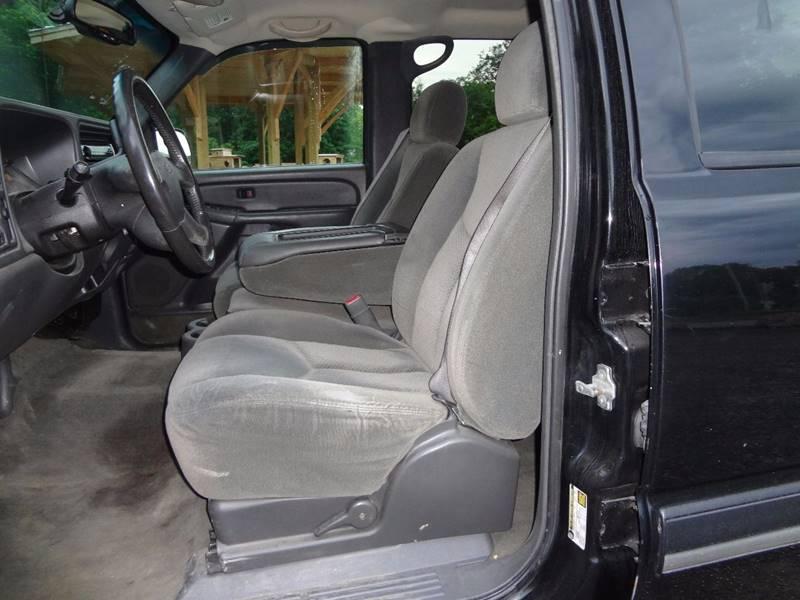 2004 Chevrolet Silverado 1500 4dr Crew Cab Z71 4WD SB - Voorheesville NY