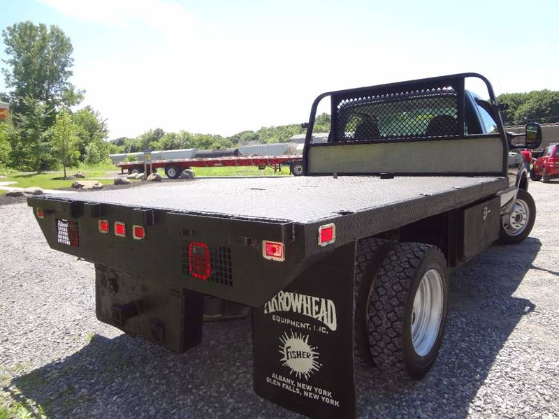 2003 Ford F-550 xl flatbed 6 speed diesel - Voorheesville NY