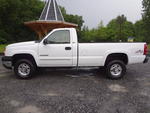 2007 Chevrolet Silverado 2500HD Classic for sale in Voorheesville, NY