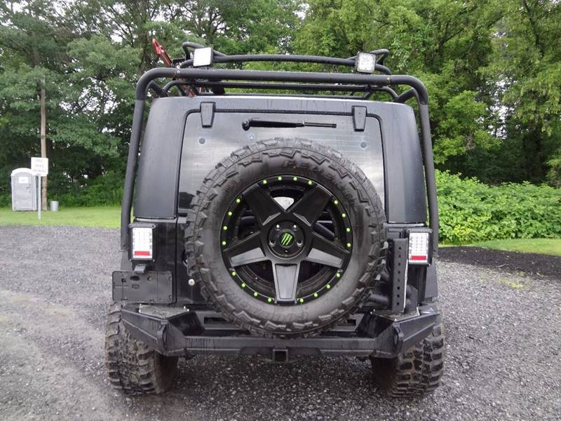 2007 Jeep Wrangler lifted x - Voorheesville NY