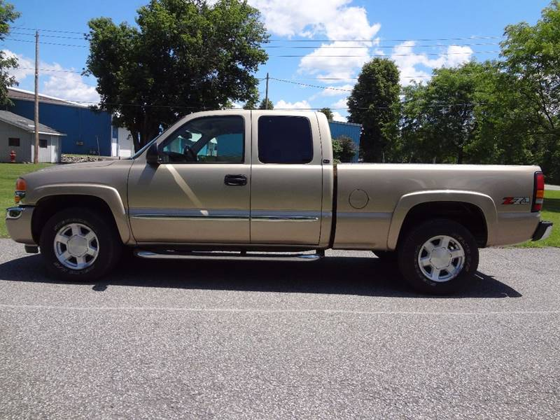 2005 GMC Sierra 1500 4dr Extended Cab SLE 4WD SB - Voorheesville NY