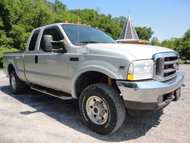 2004 Ford F-250 Super Duty 4dr SuperCab XLT 4WD SB - Voorheesville NY