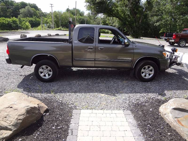 2005 Toyota Tundra 4dr Access Cab SR5 4WD SB V8 - Voorheesville NY