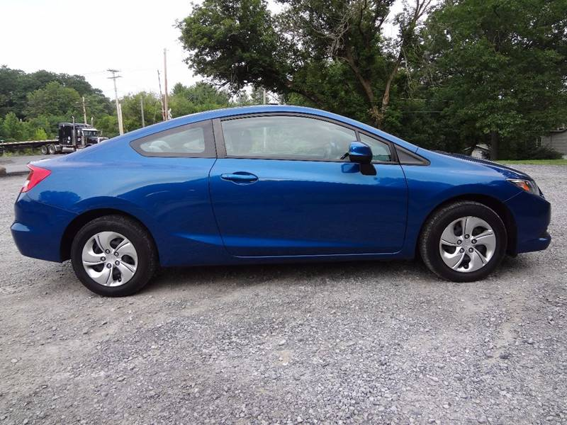 2013 Honda Civic LX 2dr Coupe 5M - Voorheesville NY