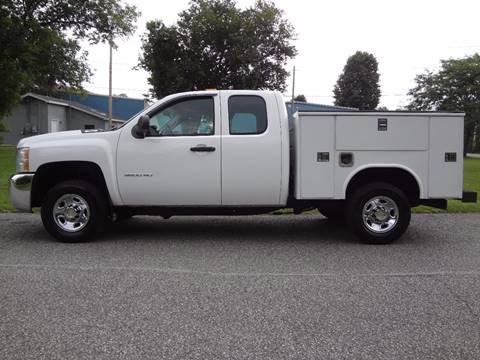 2010 Chevrolet Silverado 2500HD for sale in Voorheesville, NY