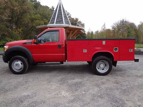 2011 Ford F-450 Super Duty for sale in Voorheesville, NY