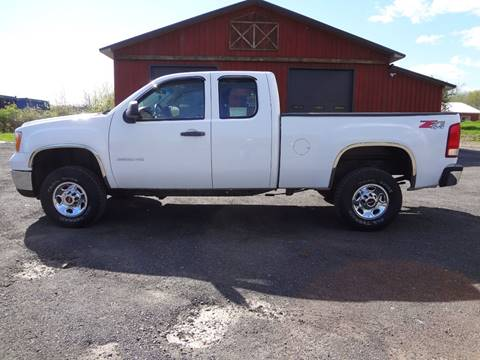 2010 GMC Sierra 2500HD for sale in Voorheesville, NY