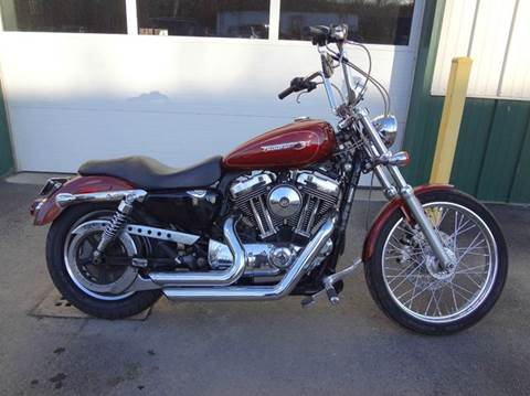 2010 Harley-Davidson XL1200C for sale in Voorheesville, NY
