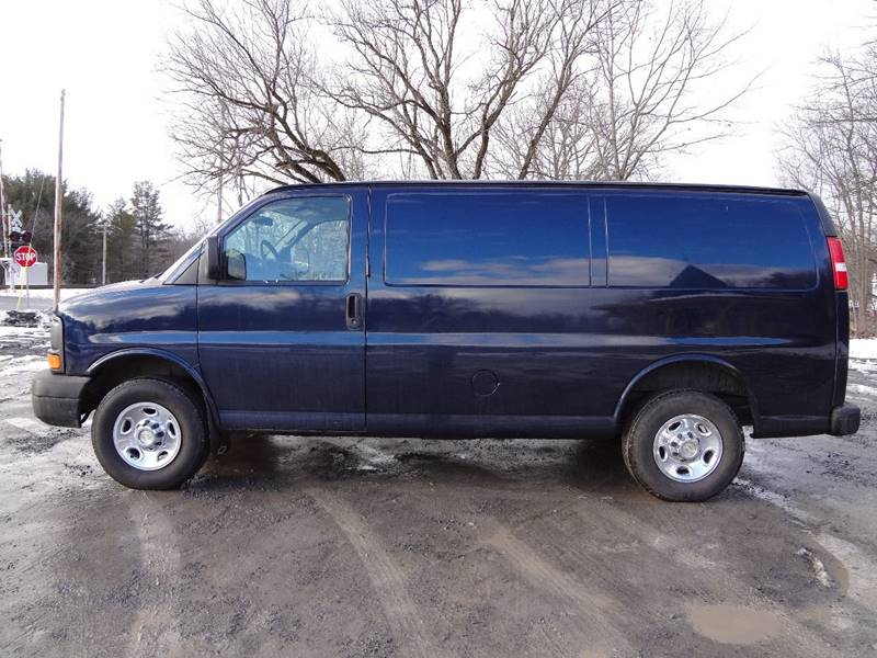 2007 Chevrolet Express Cargo for sale at Celtic Cycles in Voorheesville NY