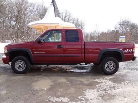 2004 GMC Sierra 2500HD for sale in Voorheesville, NY