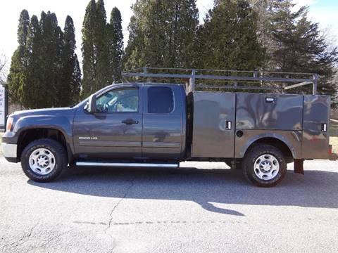 2010 GMC Sierra 2500HD for sale in Voorheesville, NY