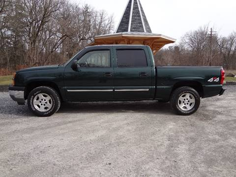 2005 Chevrolet Silverado 1500 for sale in Voorheesville, NY