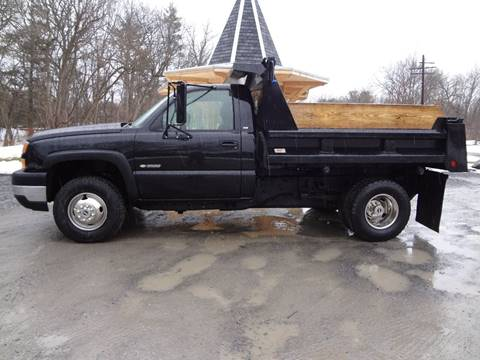 2005 Chevrolet Silverado 3500HD for sale at Celtic Cycles in Voorheesville NY
