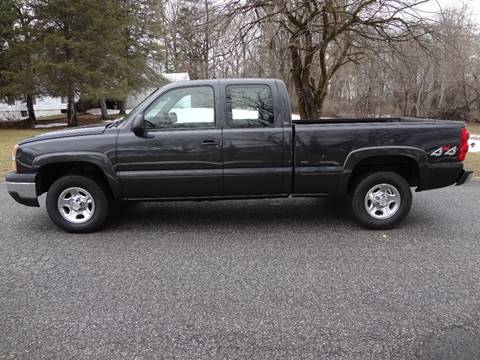 2003 Chevrolet Silverado 1500 for sale at Celtic Cycles in Voorheesville NY