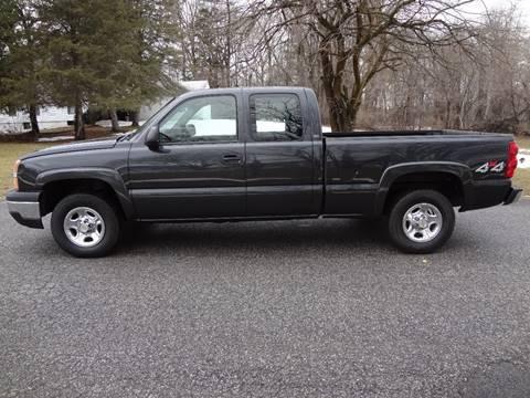 2003 Chevrolet Silverado 1500 for sale in Voorheesville, NY