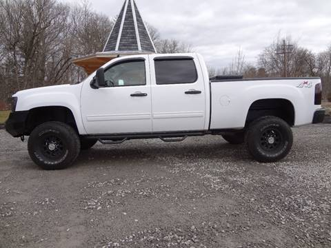 2009 GMC Sierra 2500HD for sale at Celtic Cycles in Voorheesville NY