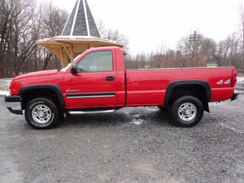 2007 Chevrolet Silverado 2500HD Classic for sale at Celtic Cycles in Voorheesville NY