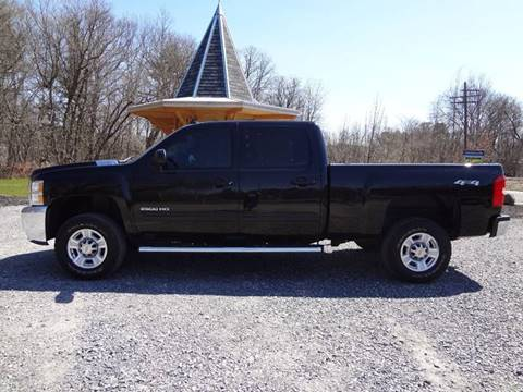 2010 Chevrolet Silverado 2500HD for sale at Celtic Cycles in Voorheesville NY