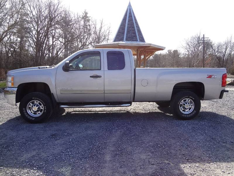 2008 Chevrolet Silverado 2500HD for sale at Celtic Cycles in Voorheesville NY