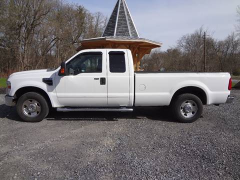 2008 Ford F-250 Super Duty for sale at Celtic Cycles in Voorheesville NY