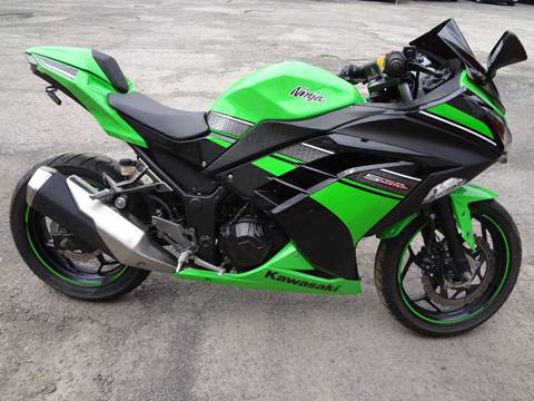2013 Kawasaki NINJA 300 for sale at Celtic Cycles in Voorheesville NY