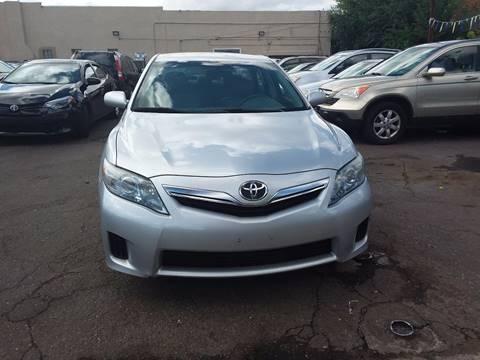 2011 Toyota Camry Hybrid for sale in Denver, CO