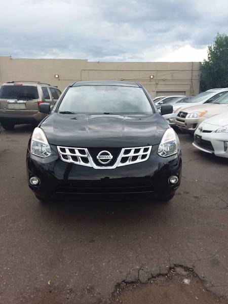 2011 Nissan Rogue AWD S Krom 4dr Crossover In Denver CO  Queen
