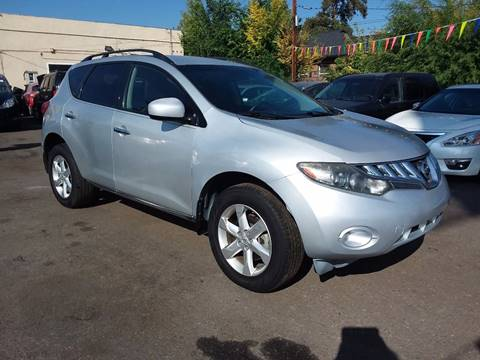 2009 Nissan Murano for sale in Denver, CO