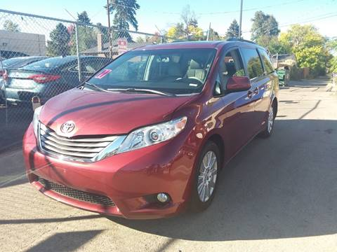 2011 Toyota Sienna for sale in Denver, CO