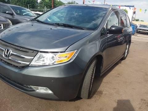 2011 Honda Odyssey for sale in Denver, CO