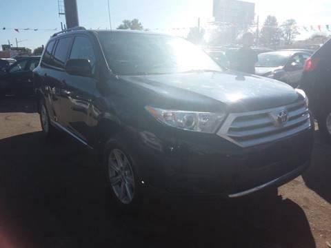 2011 Toyota Highlander for sale in Denver, CO