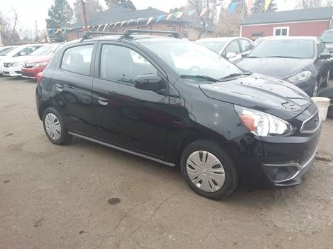2017 Mitsubishi Mirage for sale in Denver, CO