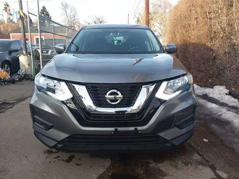 2017 Nissan Rogue for sale in Denver, CO