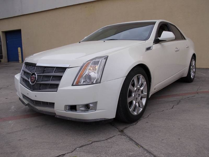 2009 Cadillac CTS for sale at Chimax Auto Sales in San Antonio TX