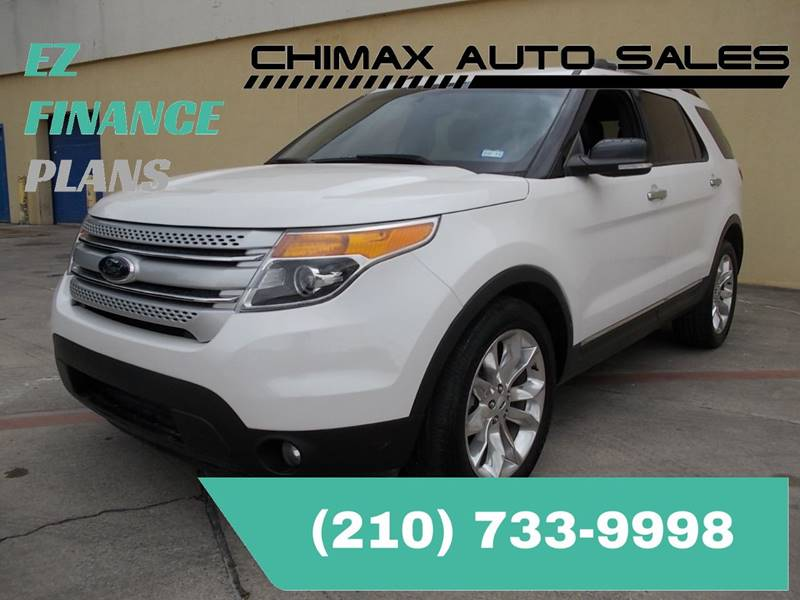 2014 Ford Explorer for sale at Chimax Auto Sales in San Antonio TX