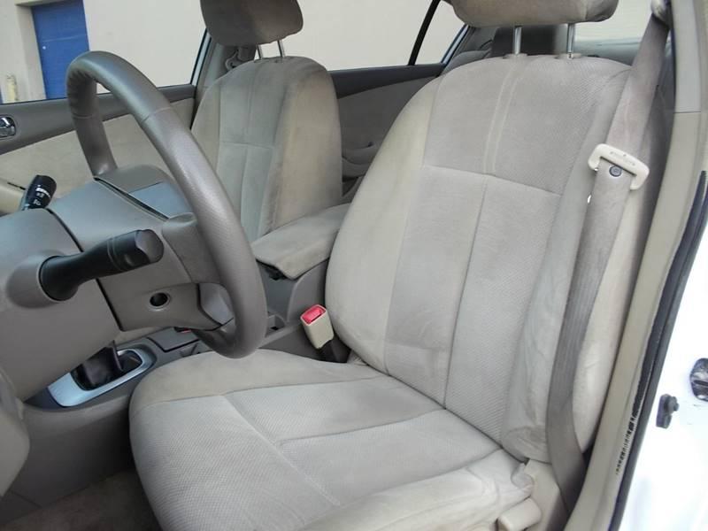 2008 Nissan Altima for sale at Chimax Auto Sales in San Antonio TX