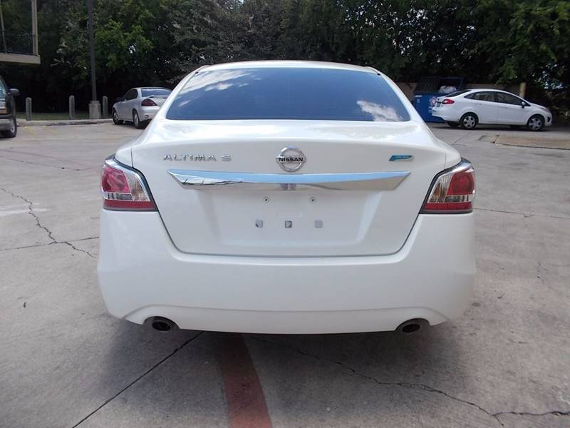 2014 Nissan Altima for sale at Chimax Auto Sales in San Antonio TX