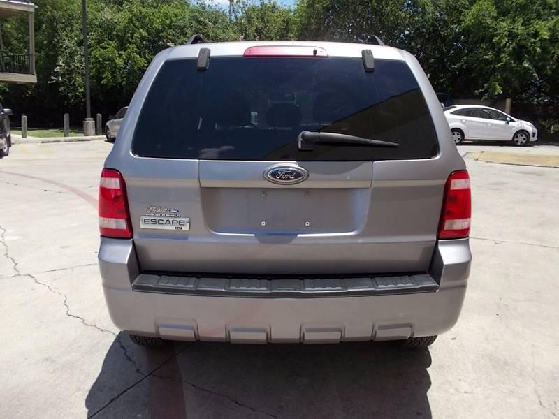 2008 Ford Escape for sale at Chimax Auto Sales in San Antonio TX
