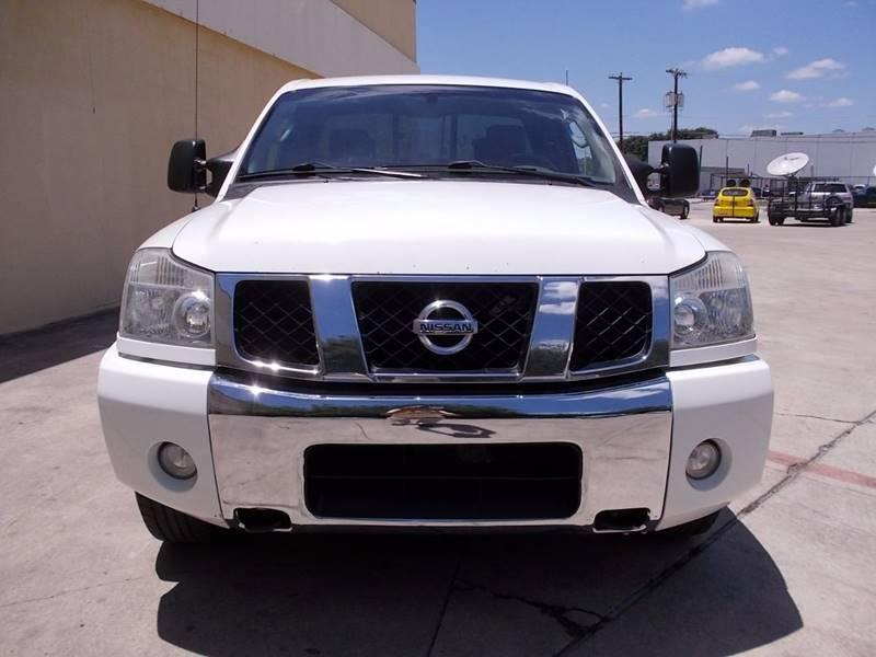 2006 Nissan Titan for sale at Chimax Auto Sales in San Antonio TX