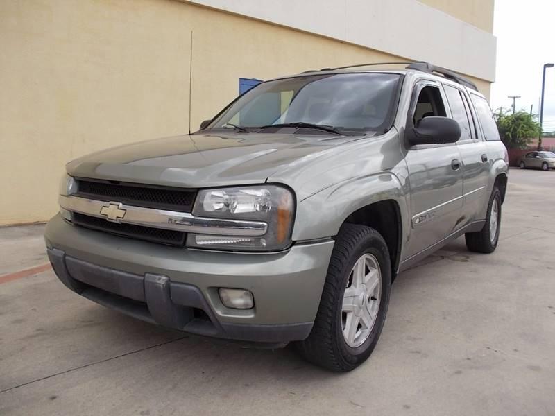2003 Chevrolet TrailBlazer for sale at Chimax Auto Sales in San Antonio TX